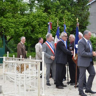 8 mai 2015 - cérémonie