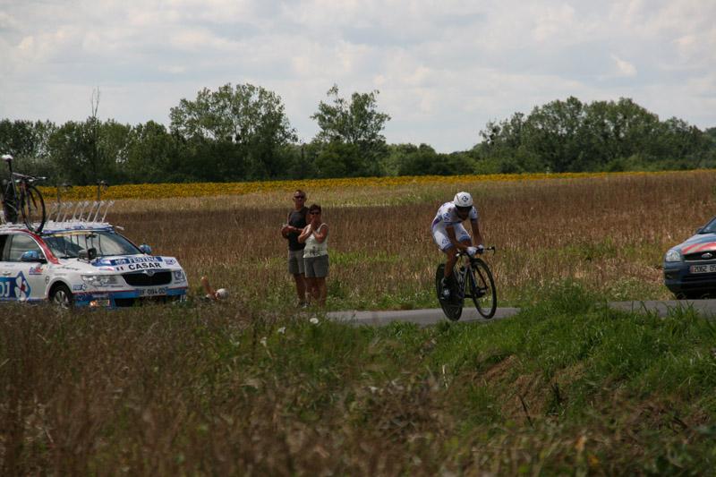 Tour de France: La course