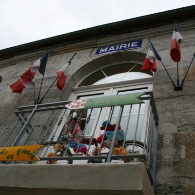 Inauguration de la mairie