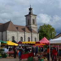 Liesle, le marché