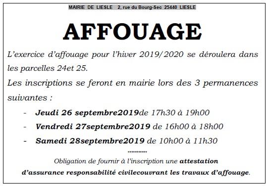 Affouage 2