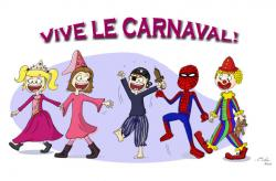 Carnaval ecole