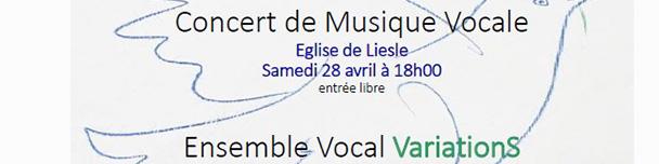 Logo concert variation