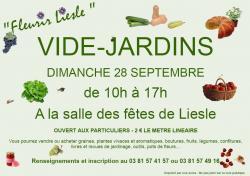 Vide jardin 14